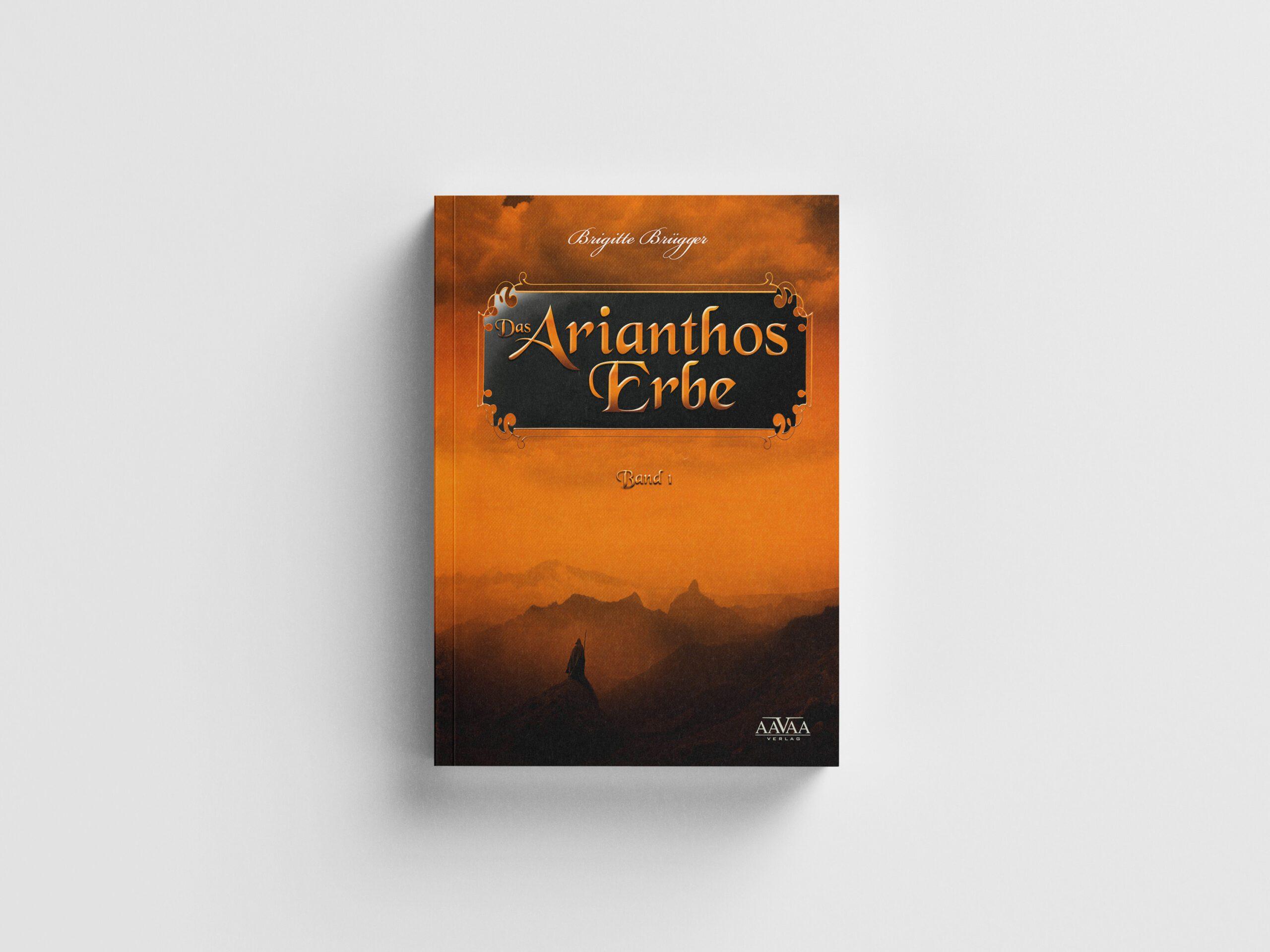 Das Arianthos Erbe (Band 1) - Buchcover