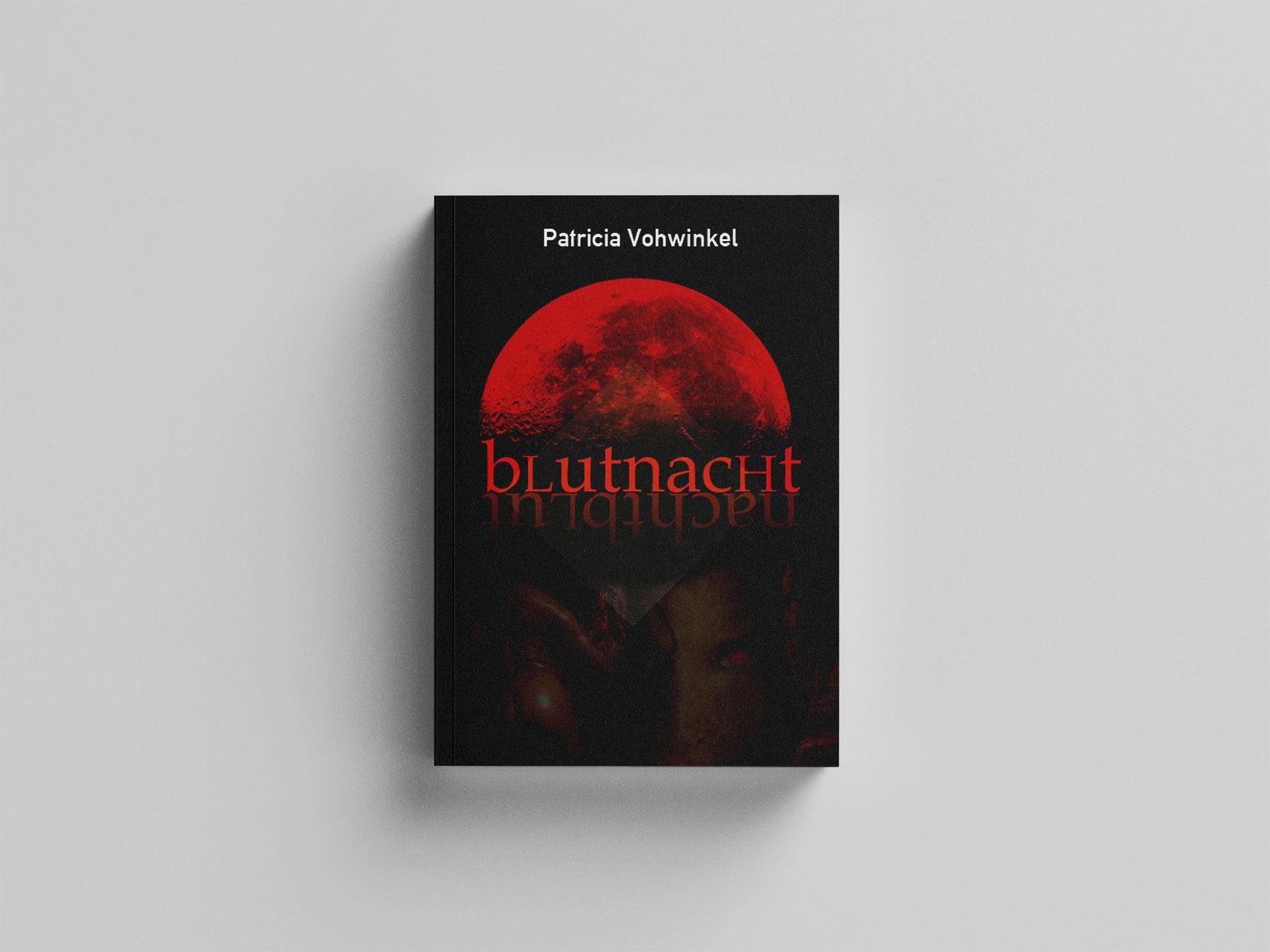 Blutnacht - Buchcover