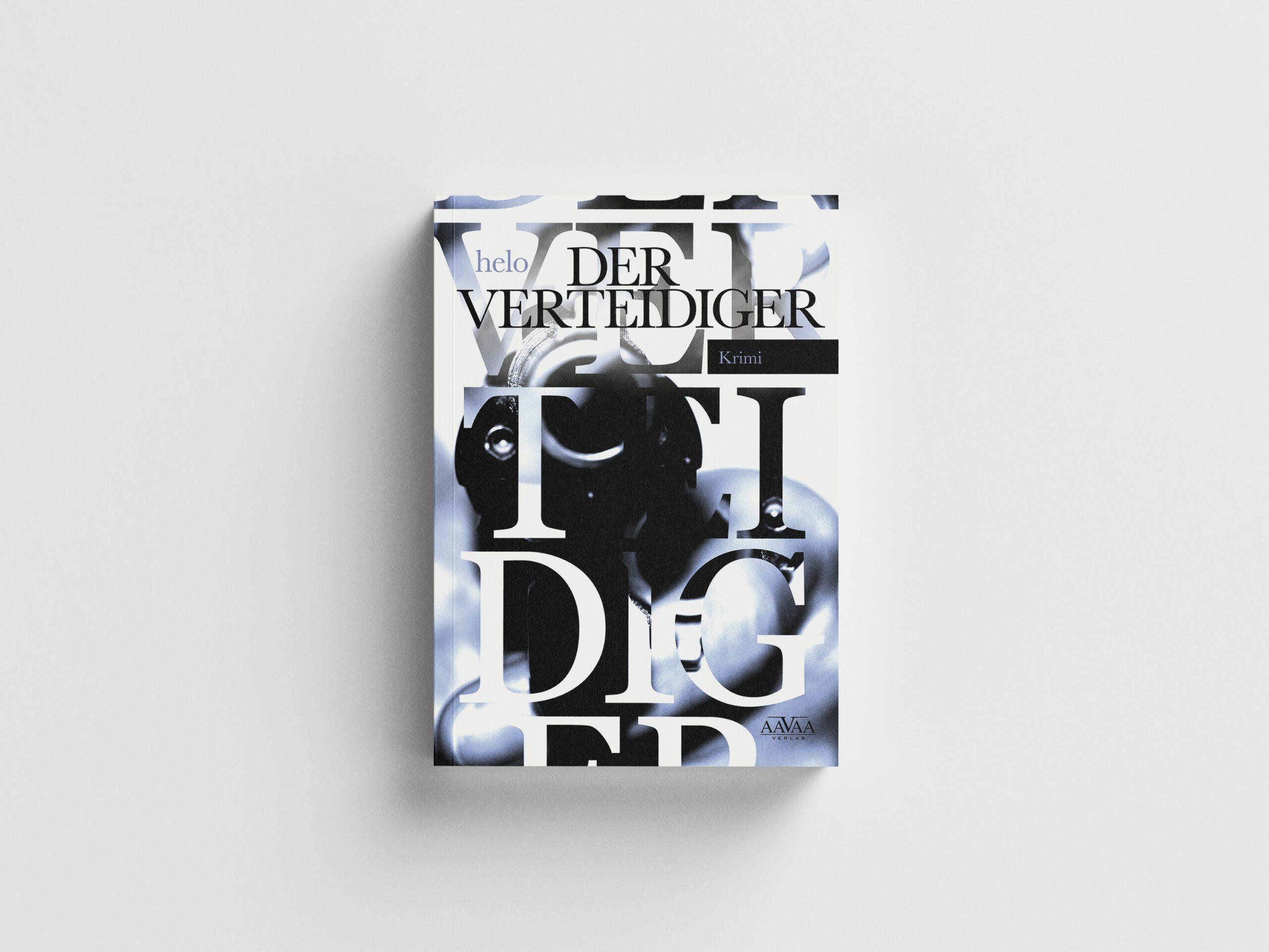 Der Verteidiger - Buchcover