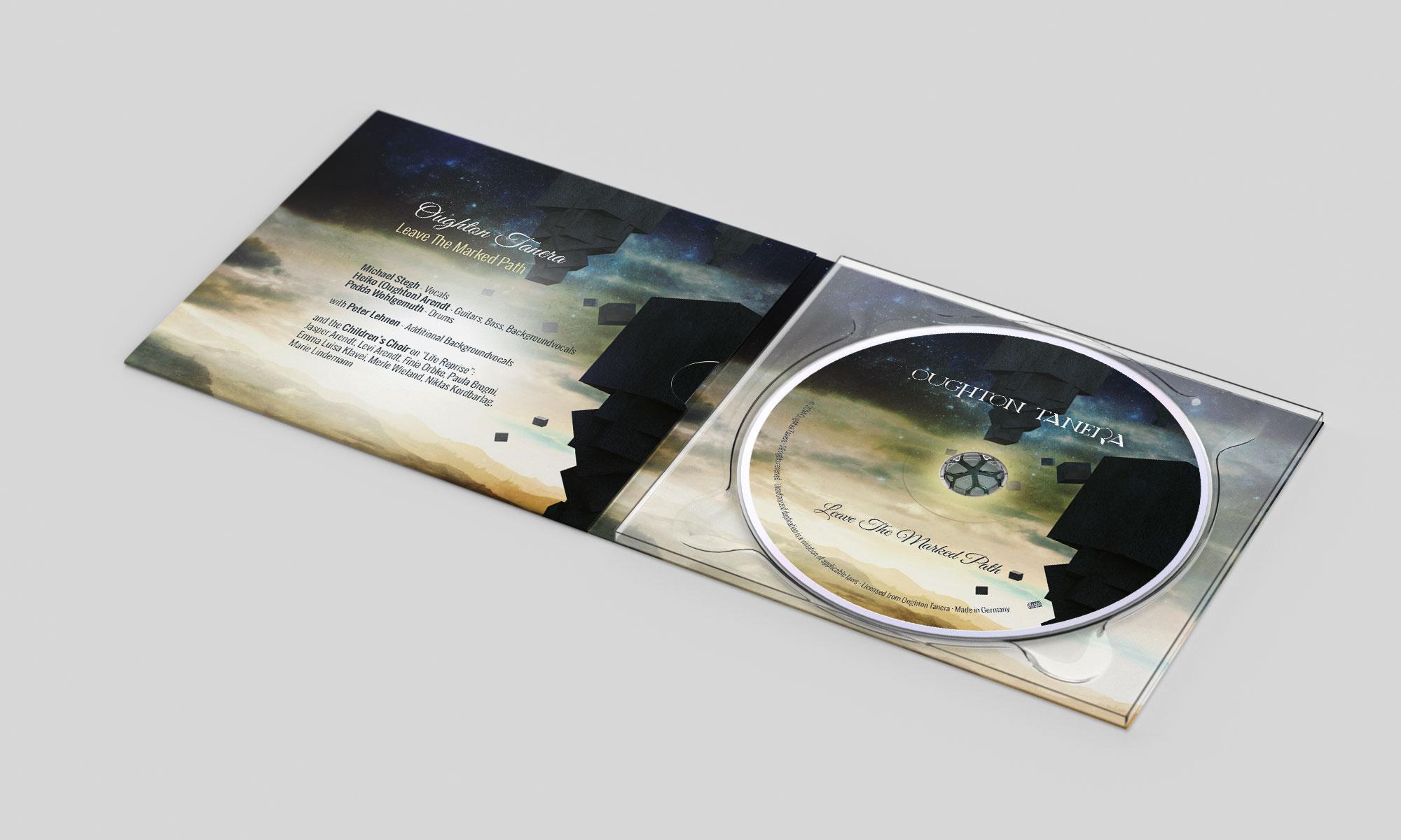 Oughton Tanera - CD Digipak