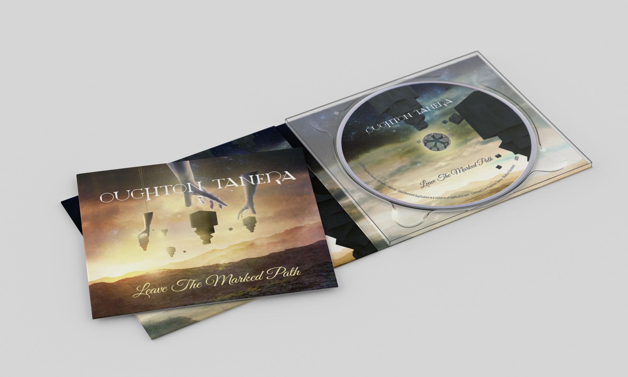 Oughton Tanera - CD Digipak & Booklet