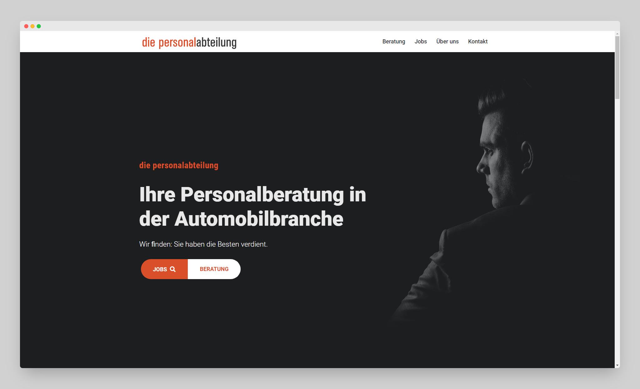 die-personalabteilung-website